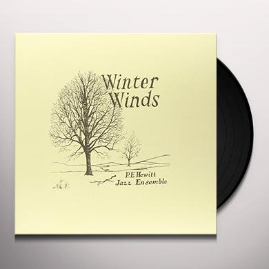 P.E. Hewitt Jazz Ensemble WINTER WINDS Vinyl Record