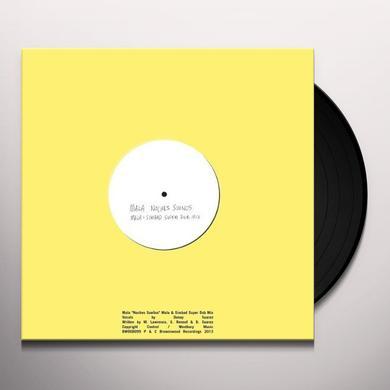 NOCHES SUENOS: MALA & SIMBAD SUPER DUB Vinyl Record - 10 Inch Single