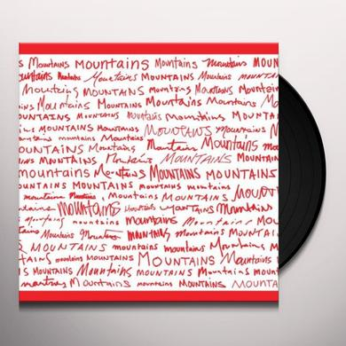 MOUNTAINS MOUNTAINS MOUNTAINS Vinyl Record