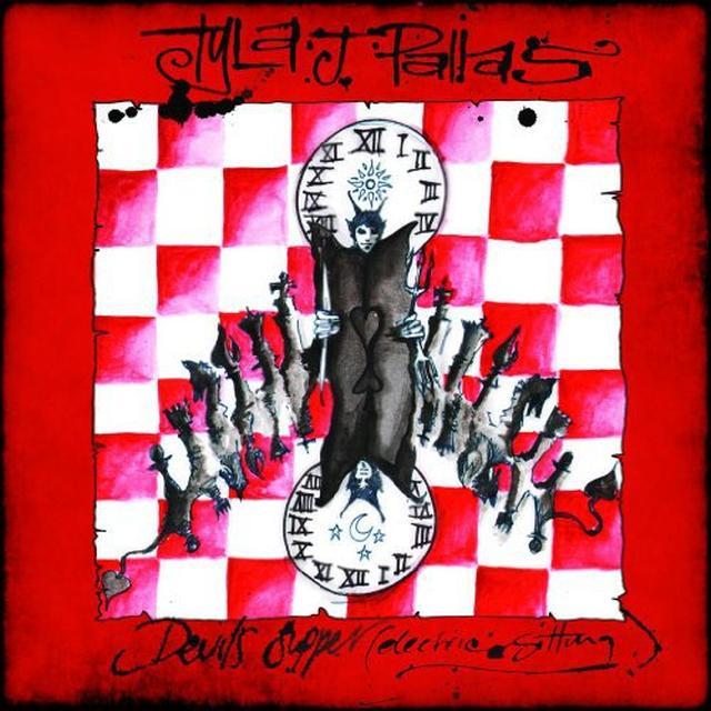 Tyla J Pallas DEVIL'S SUPPER (ELECTRIC SITTING) Vinyl Record