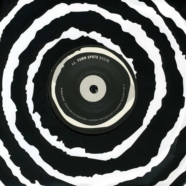 Scott & Charlene's Wedding FAWN SPOTS Vinyl Record