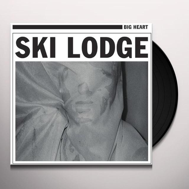 Ski Lodge BIG HEART Vinyl Record