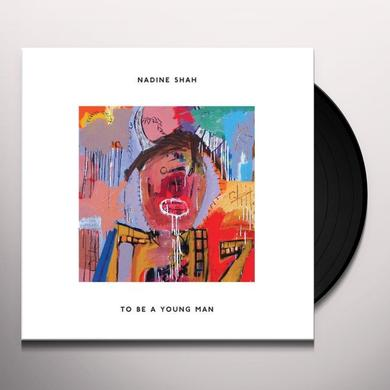 Nadine Shah TO BE A YOUNG MAN Vinyl Record