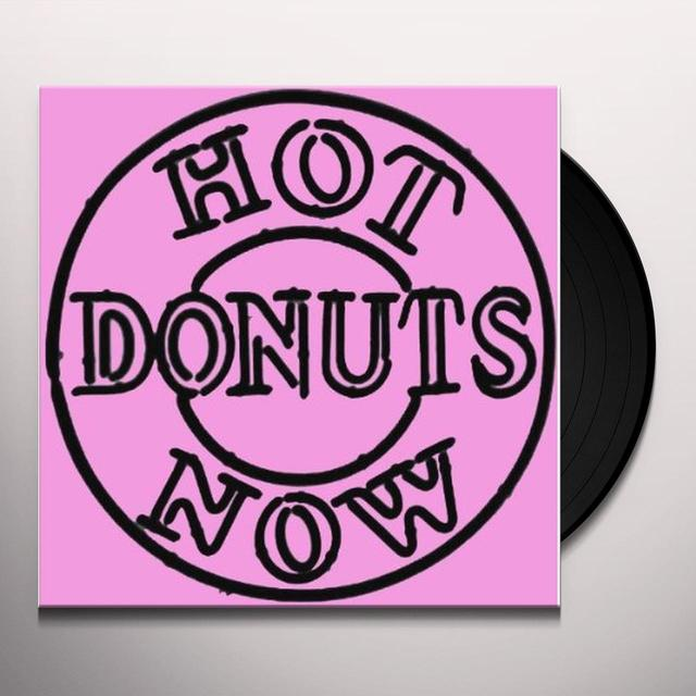 Gravys Drop HOT DONUTS NOW Vinyl Record