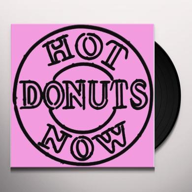 Gravys Drop HOT DONUTS NOW Vinyl Record