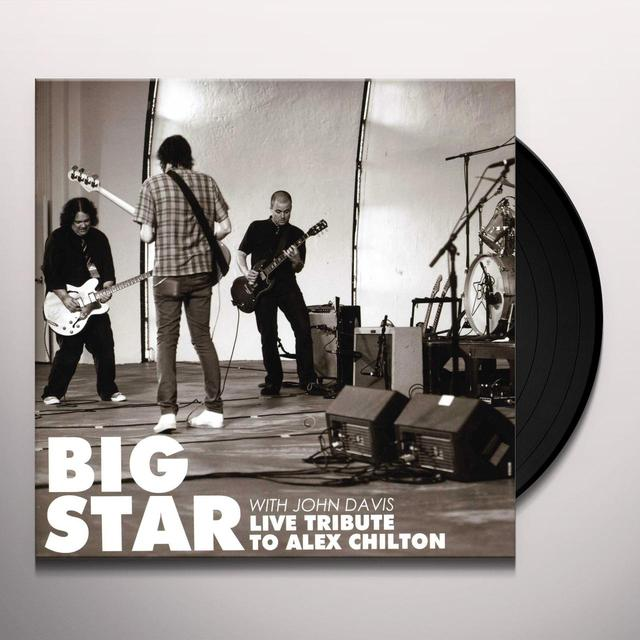 Big Star LIVE TRIBUTE AT THE LEVITT SHELL Vinyl Record