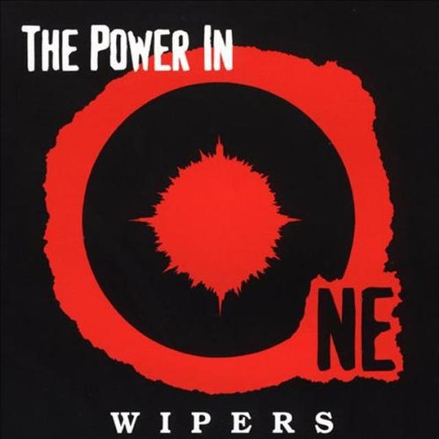 Wipers POWER IN ONE Vinyl Record