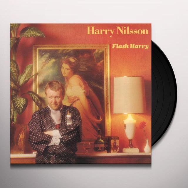 Harry Nilsson FLASH HARRY Vinyl Record