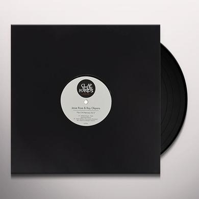 Jesse Rose & Ray Okpara CYH REMIXES 2 Vinyl Record