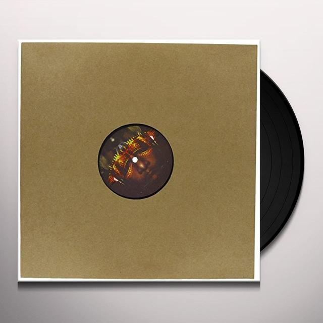 Markus Fix BACK ON EARTH (EP) Vinyl Record
