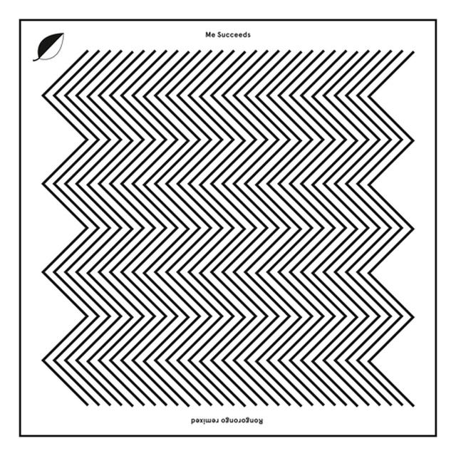 Me Succeeds RONGORONGO REMIXED Vinyl Record - w/CD