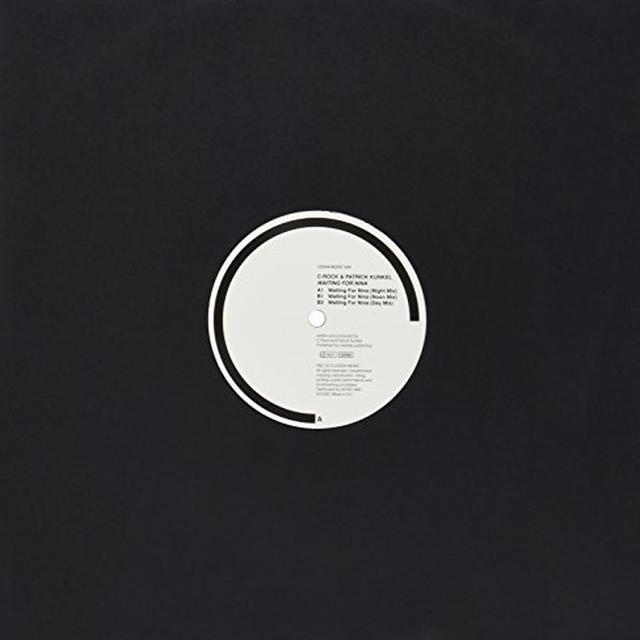 C-Rock & Patrick Kunkel WAITING FOR NINA Vinyl Record