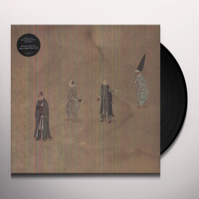 Kaboom Karavan SHORT WALK WITH OLAF Vinyl Record