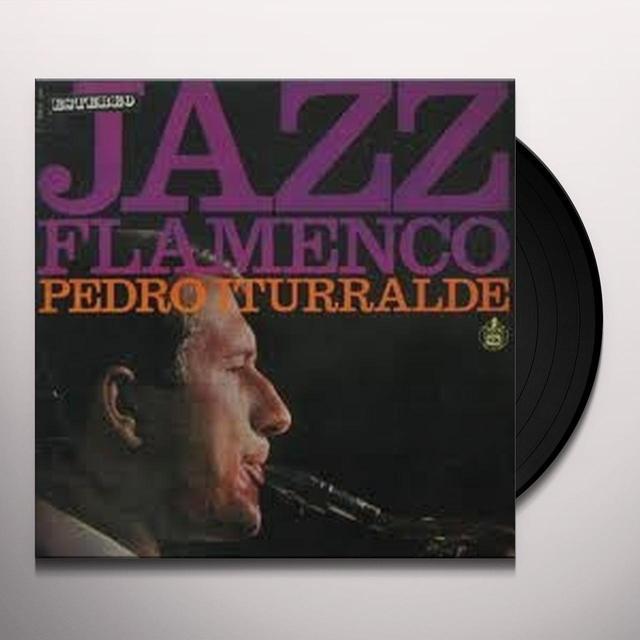 Pedro Iturralde JAZZ FLAMENCO Vinyl Record