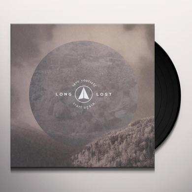 Long Lost SAVE YOURSELF START AGAIN Vinyl Record