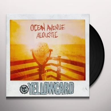 Yellowcard OCEAN AVENUE ACOUSTIC Vinyl Record