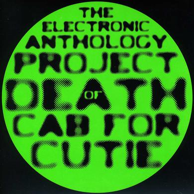 Brett Death Cab For Cutie / Nelson ELECTRONIC ANTHOLOGY PROJECT OF DEATH CAB FOR CUTI Vinyl Record