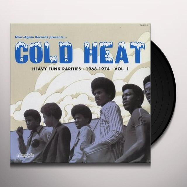 COLD HEAT 1 / VARIOUS Vinyl Record