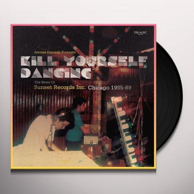 Jerome Derradji KILL YOURSELF DANCING: STORY OF SUNSET RECORDS Vinyl Record