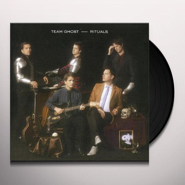 Team Ghost RITUALS Vinyl Record