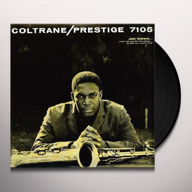 JOHN COLTRANE Vinyl Record