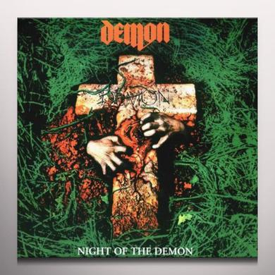 NIGHT OF THE DEMON Vinyl Record - Colored Vinyl, Limited Edition