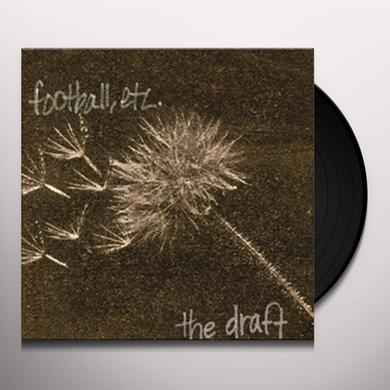 Football Etc DRAFT Vinyl Record