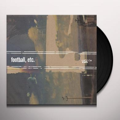 Football Etc AUDIBLE Vinyl Record