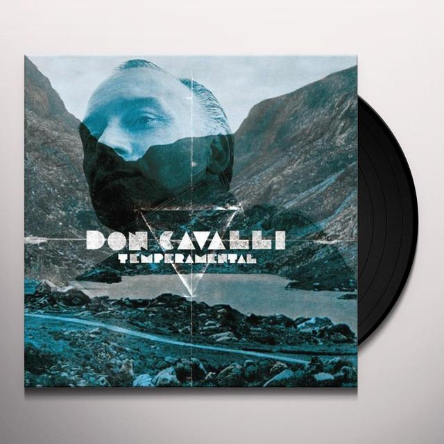 Don Cavalli TEMPERAMENTAL Vinyl Record