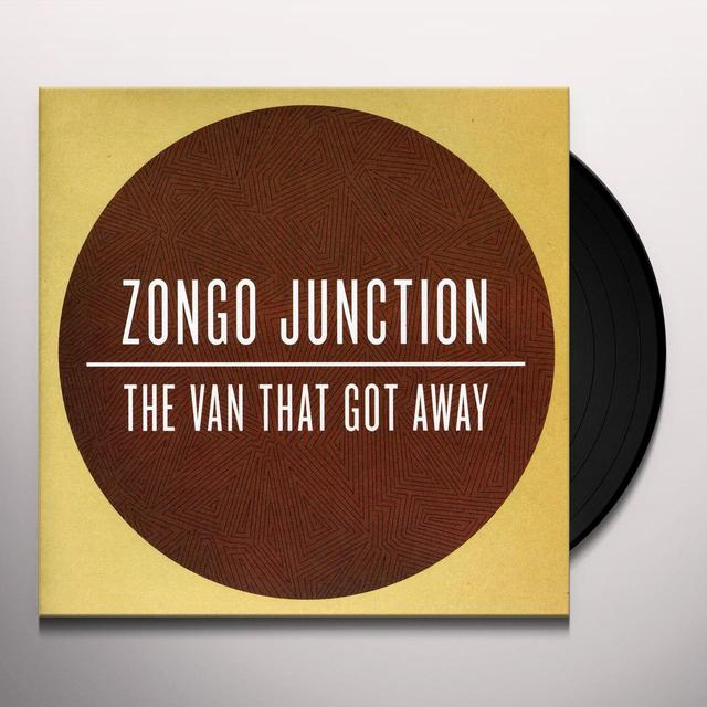 Zongo Junction VAN THAT GOT AWAY Vinyl Record