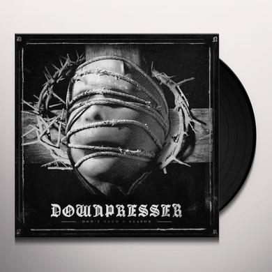 Downpresser DONT NEED A REASON Vinyl Record