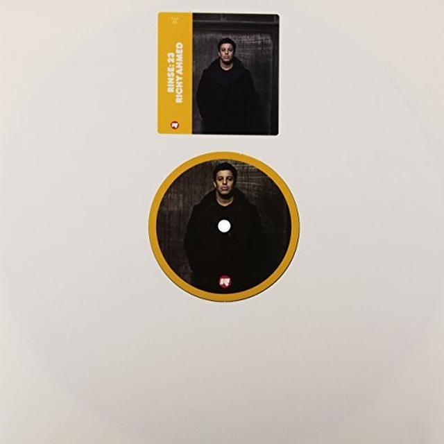 Richy Ahmed RINSE: 23 Vinyl Record