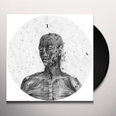 Hugh Mane SPECTRA SONICS (EP) Vinyl Record