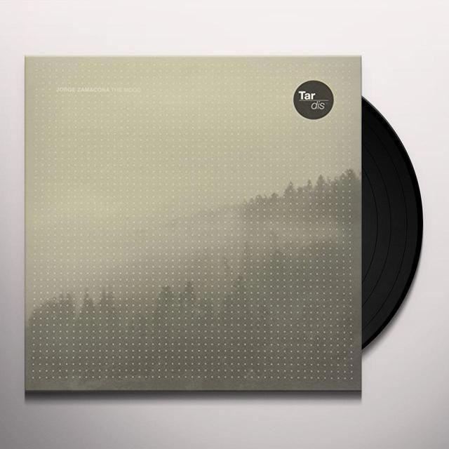 Jorge Zamacoma MOOD Vinyl Record