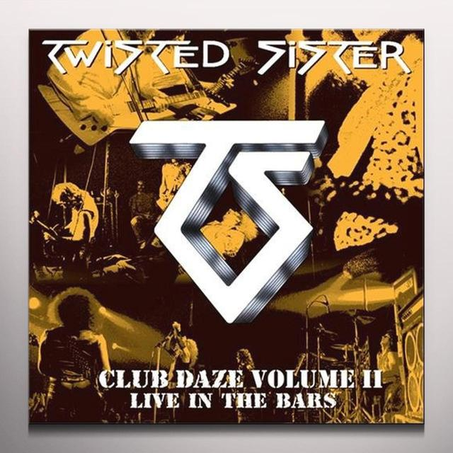 Twisted Sister CLUB DAZE 2 (LTD) (COLV) (OGV) (Vinyl)