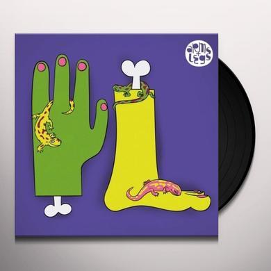 Daniel Steinberg SALAMANDER (EP) Vinyl Record