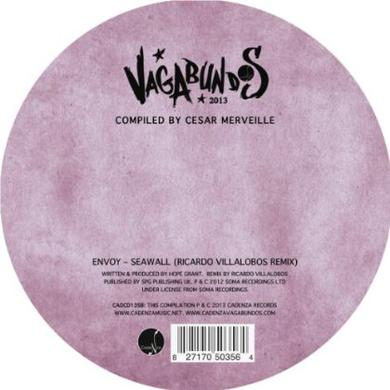 Cesar Merveille & Mirko Loko VAGABUNDOS 2013 PART 2 VINYL SAMPLER Vinyl Record