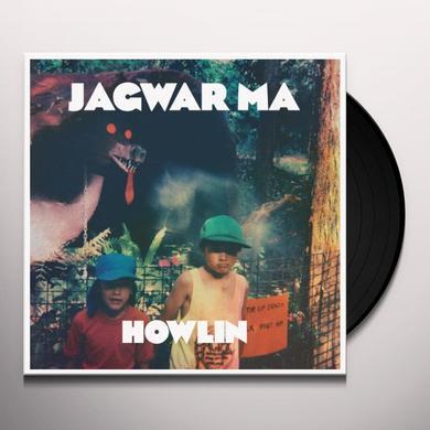 Jagwar Ma HOWLIN Vinyl Record