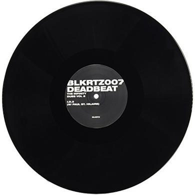 Deadbeat INFINITY DUBS 2 Vinyl Record