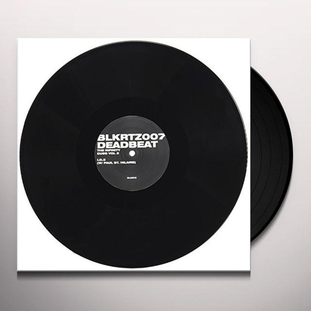Deadbeat INFINITY DUBS 2 Vinyl Record