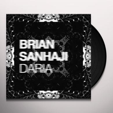 Brian Sanhaji DARIA Vinyl Record