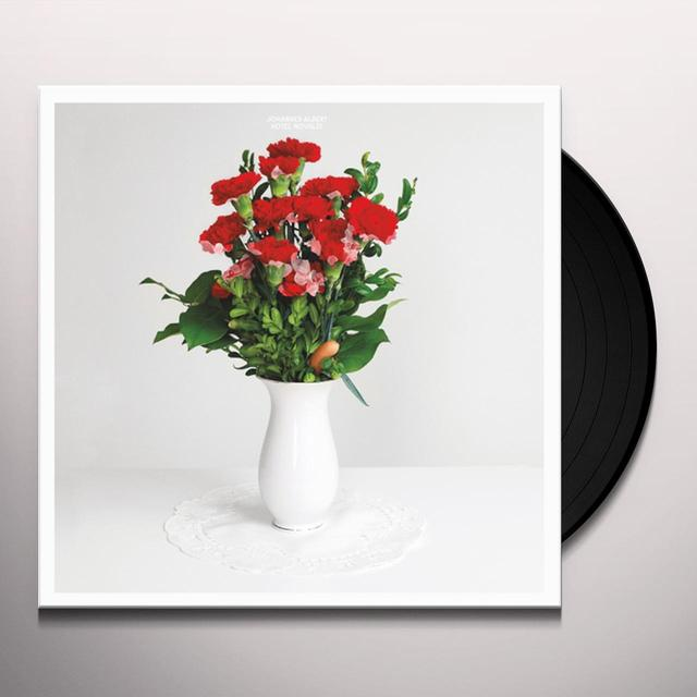 Johannes Albert HOTEL NOVALIS Vinyl Record