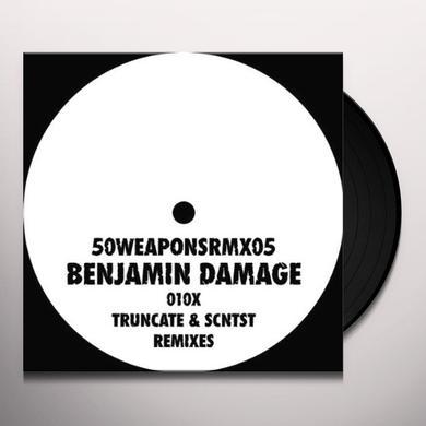 Benjamin Damage 010X Vinyl Record
