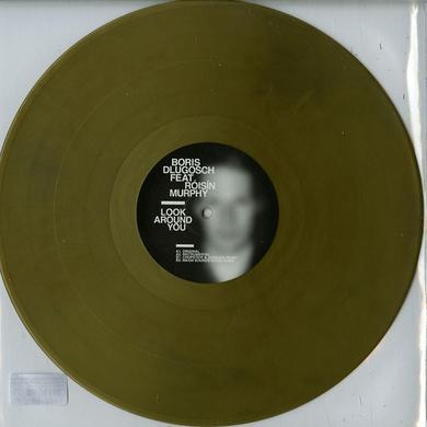 Boris Dlugosch LOOK AROUND YOU Vinyl Record