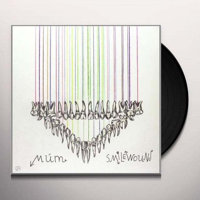 Mum SMILEWOUND Vinyl Record