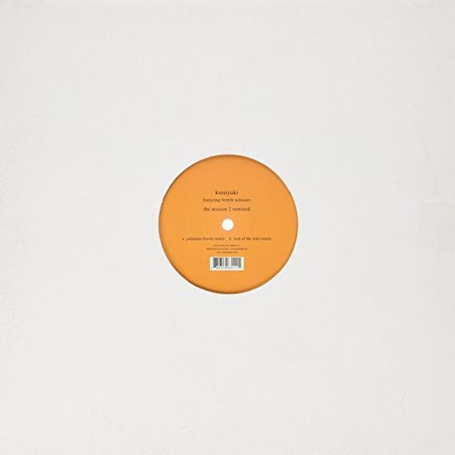 Kuniyuki SESSION 2 REMIXED Vinyl Record