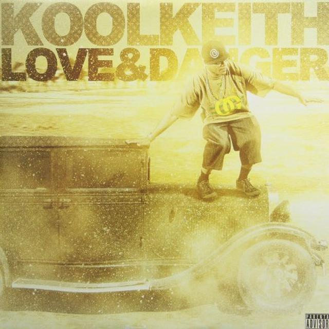 Kool Keith LOVE & DANGER Vinyl Record