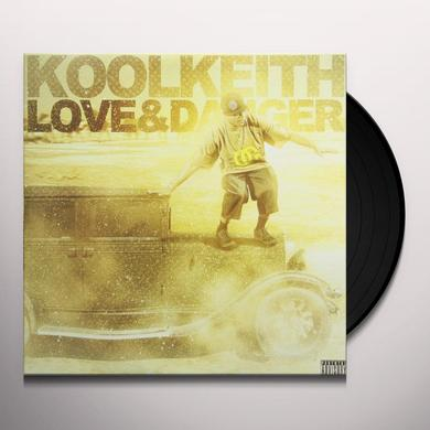 Kool Keith LOVE & DANGER Vinyl Record