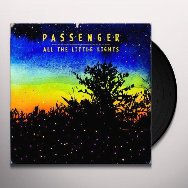 Passenger ALL THE LITTLE LIGHTS Vinyl Record - Digital Download Included