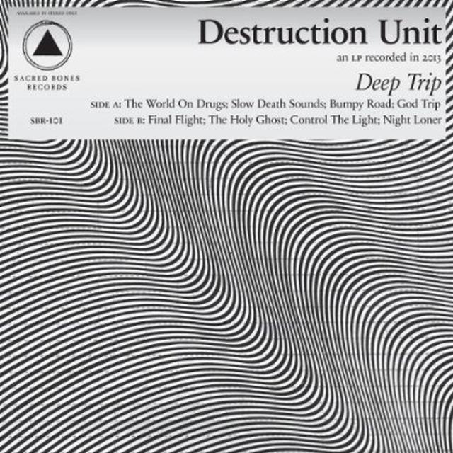 Destruction Unit DEEP TRIP Vinyl Record